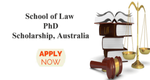 Indigenous PhD Law Scholarships in Australia