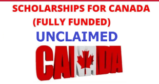 Unclaimed Scholarships in Canada