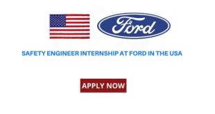 Ford Summer Internship