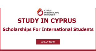 Scholarships For International Students in Cyprus