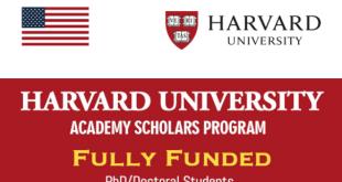 Harvard Academy Scholars Program