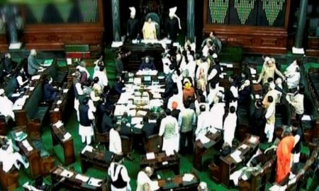 File Pix Lok Sabha: Picture Credit : The Indian Express