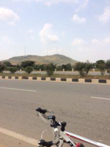 Landscape in Andhra Pradesh