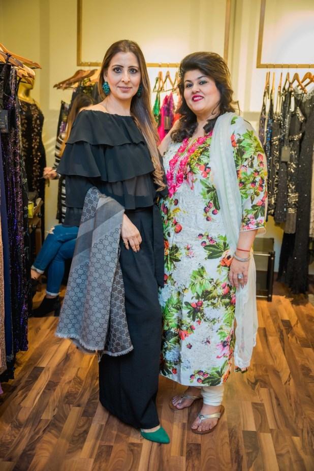 Fashion Designer Seema Kashyap S Party For Fashionistas Impact News India
