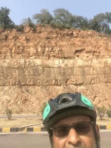The Vindhya Range