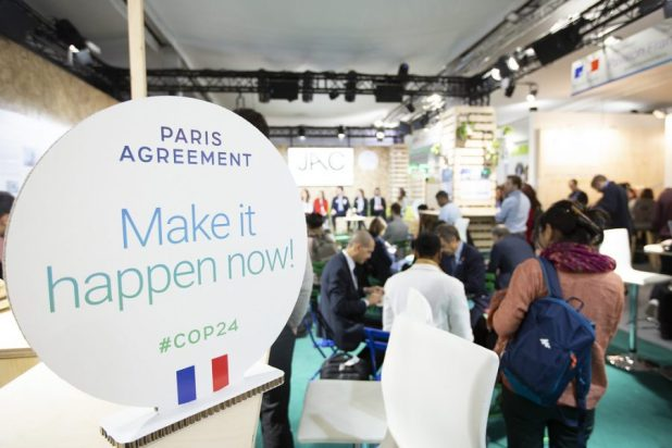 Much depends on how the Paris rulebook is framed, and every word is being bitterly contested [image copyright: cop24.gov.pl]
