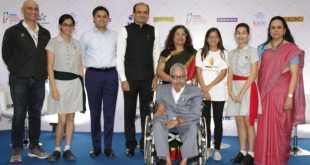 The Fund raisers at the TMM 2019 Philanthropy Meet & Greet on Tuesday, (From Left-Right) - Vivek Singh-MD, Procam International, Simran Chainani-Heal Foundation, Aditya Joshi-Shradha Charitable Trust & Club Foot Medical Foundation, Sudhir Shenoy-Habitate For Humanity India, Dr. Kalpana Apte-Family Planning Association of India, Meera Mehta-Shrimat Rajchandra Love & Care, Tarini Ruia-Hill Foundation, Jayanti Shukla-CEO, United Way Mumbai and Sankara Raman-Amar Seva Sangam.
