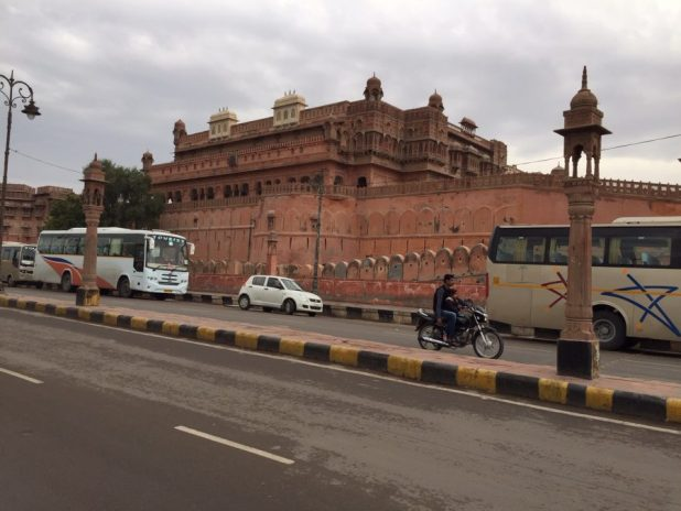 The Junagarh Fort, Bikaner