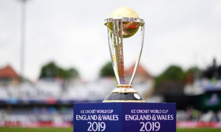Picture : Twitter / cricketworldcup