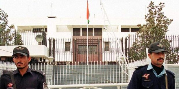 Now India-Pak Row : Two Indian High Commission Staff Members In ...