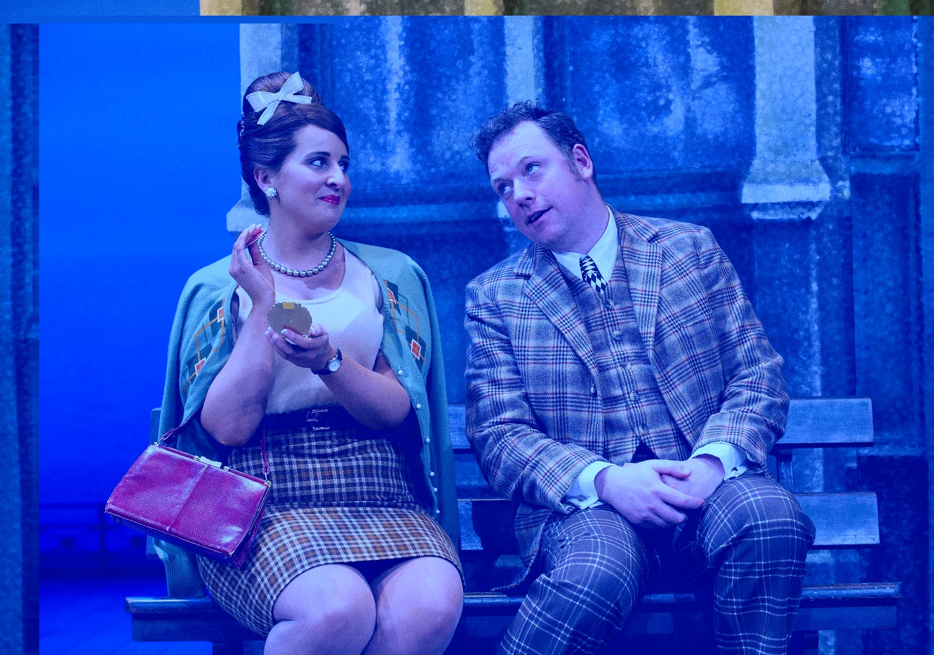 one man two guvnors theatre royal impact magazine amy booth steel s vigour and enthusiasm in playing the empowered feminist dolly was uplifting and edward bennett s uncanny likeness to an english boarding