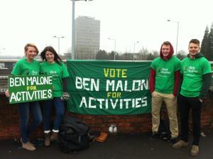Ben Malone campaign