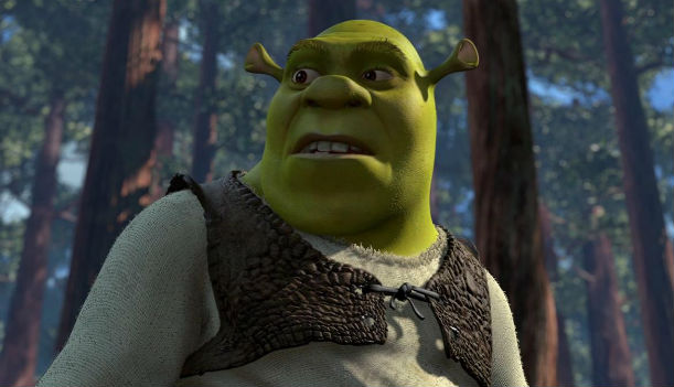 Dreamworks Shrek