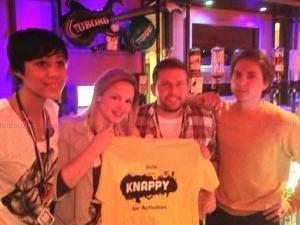 knappy fresh meat cast