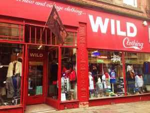 Wild Clothing