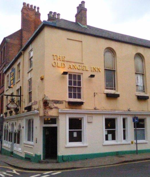 old angel inn