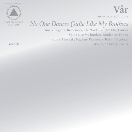 var no one dances