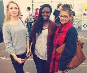 Lauren, Ike, Jess