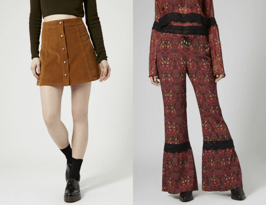 skirt-trousers