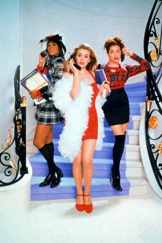 Clueless Musical credit to rex features 2
