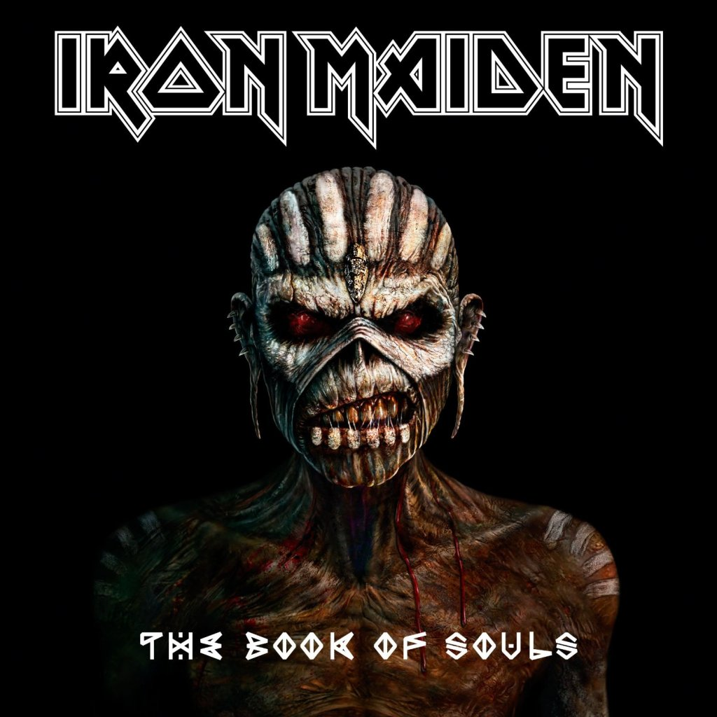 Iron Maiden - Book Of Souls