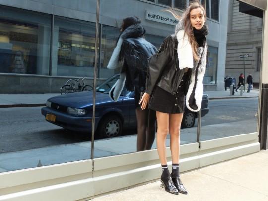 Gizele A Go Go- New York 2015