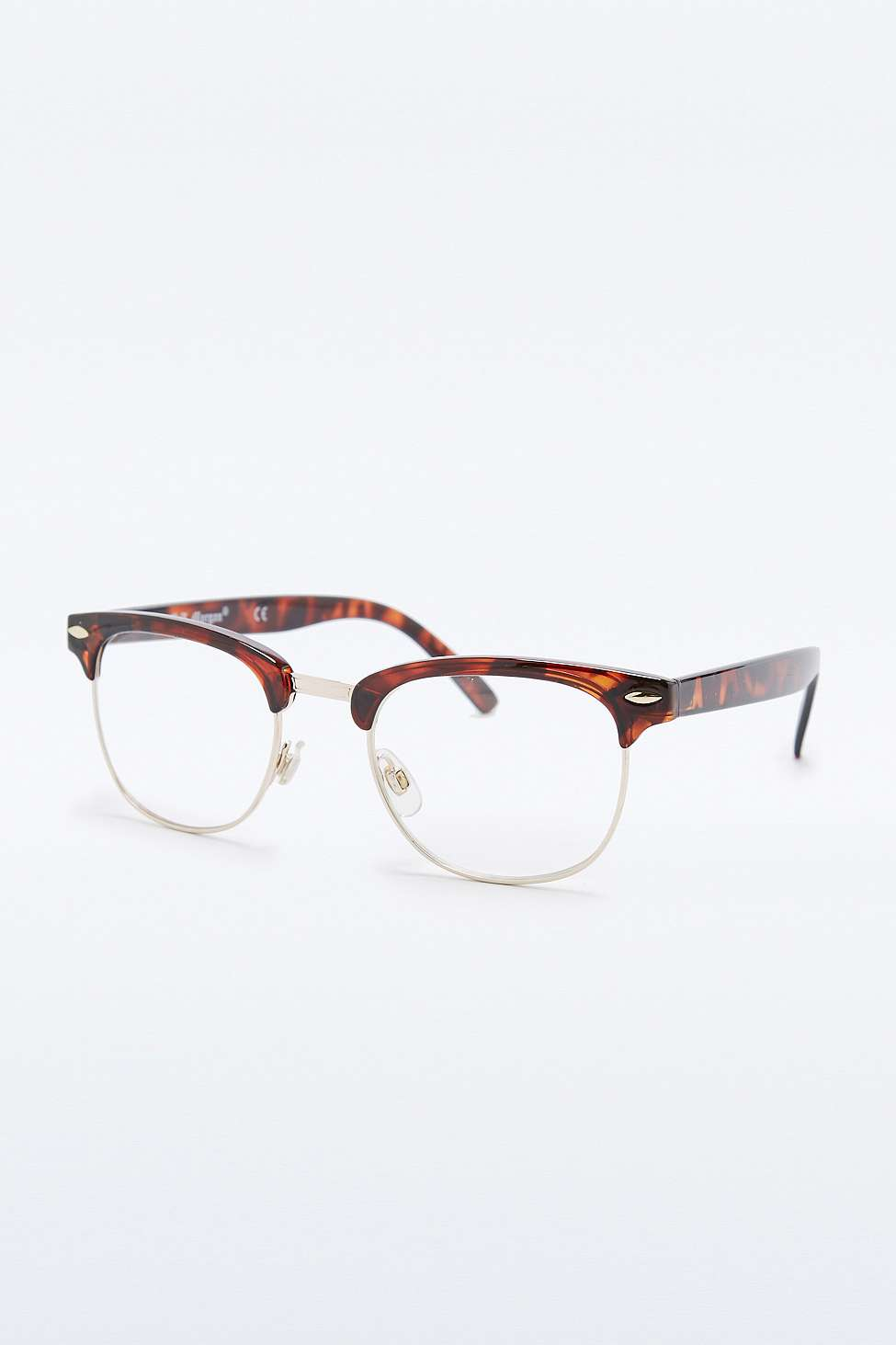 urban outfitters - Soho Tortoiseshell Clear Lens Readers 18