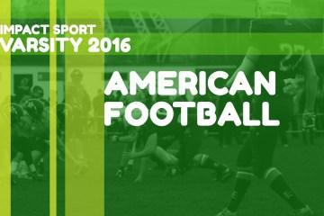 VARSITY - AMERICAN FOOTBALL
