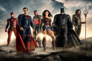 justice league feature