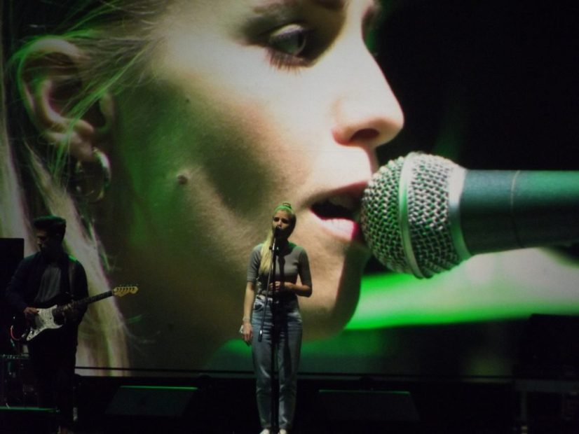 Trip Hop Band London Grammar formed after meeting at the University of Nottingham
