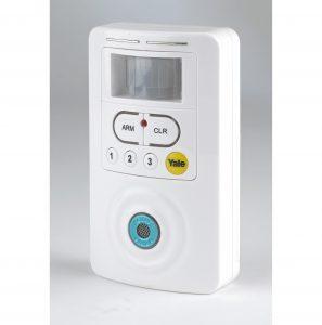 Yale Motion Detector Alarm, RRP £25.52
