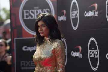 THE 2015 ESPYS PRESENTED BY CAPITAL ONE - Some of the world's premier athletes and biggest stars attend The 2015 ESPYS Presented by Capital One in Los Angeles. Televised live from the Microsoft Theater on Wednesday, July 15, at 8 p.m. ET on ABC, the 23rd annual celebration showcases the best moments from the year in sports. (ABC/Image Group LA) KYLIE JENNER
