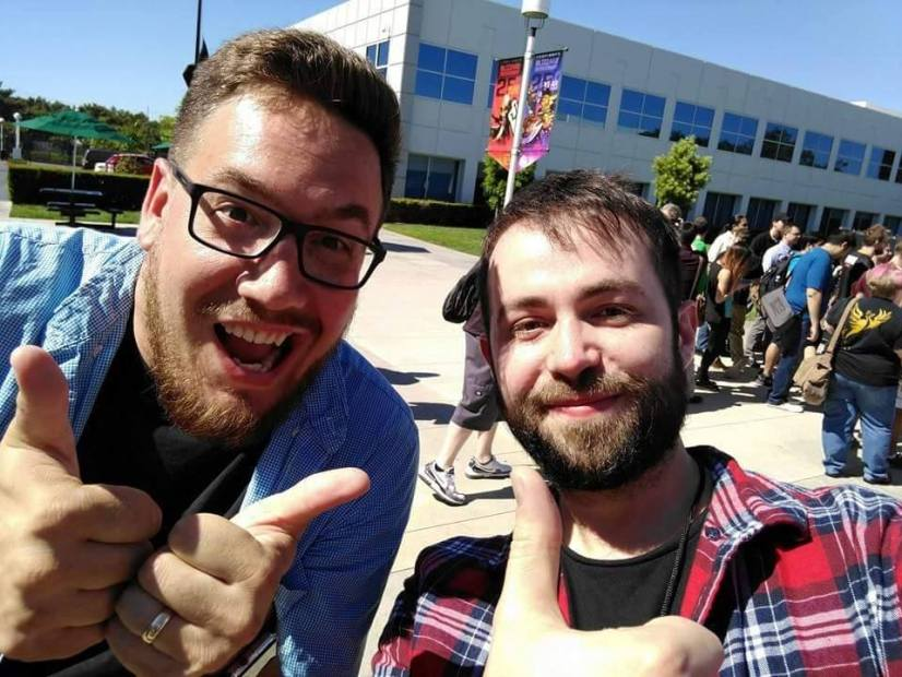 Tom and Ben Brode