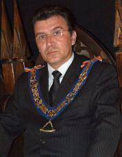 Radu Balanescu, Mare Maestru al Marii Loje Nationale a Romaniei