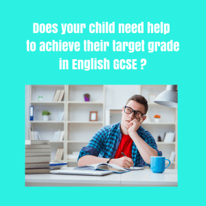 GCSE English tuition in Urmston