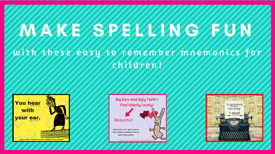 spelling tips for kids