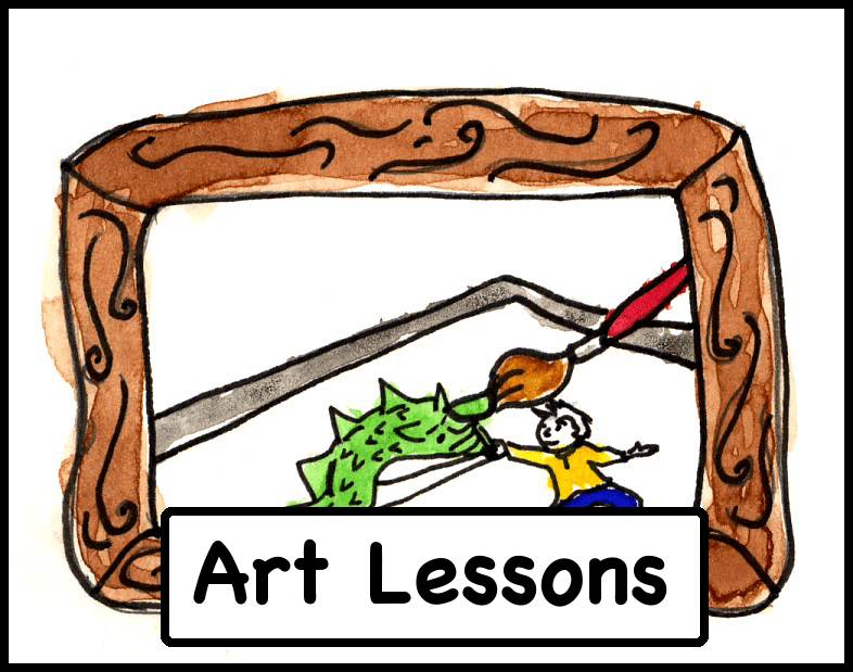 Art Lesson tab