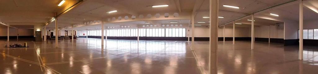 pintado pavimento resina garaje ford sabadell y tratamiento ignifugación bigas by impapol resin