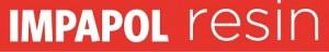 IMPAPOL resin logo vermell negatiu