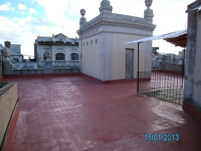 impermeabilització terrat carrer mallorca barcelona rehabilització edifici antic resina epoxi poliuretà