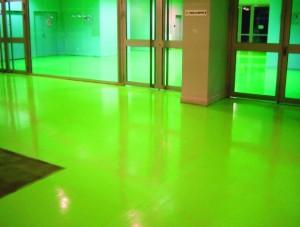 paviment auto anivellant oficina resina poliureta epoxi impapol resin