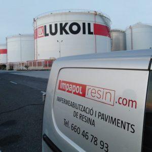 mantenimiento impermeabilizacion-depositos quimicos puerto barcelona