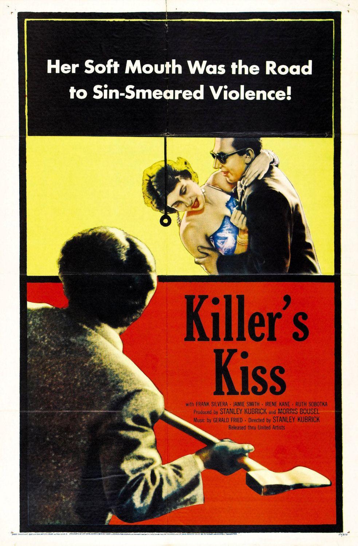 Killers Kiss 1955