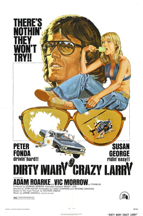 Dirty Mary Crazy Larry Movie Poster