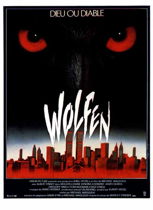 Wolfen Movie Poster
