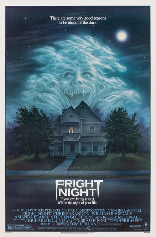 Image result for fright night poster