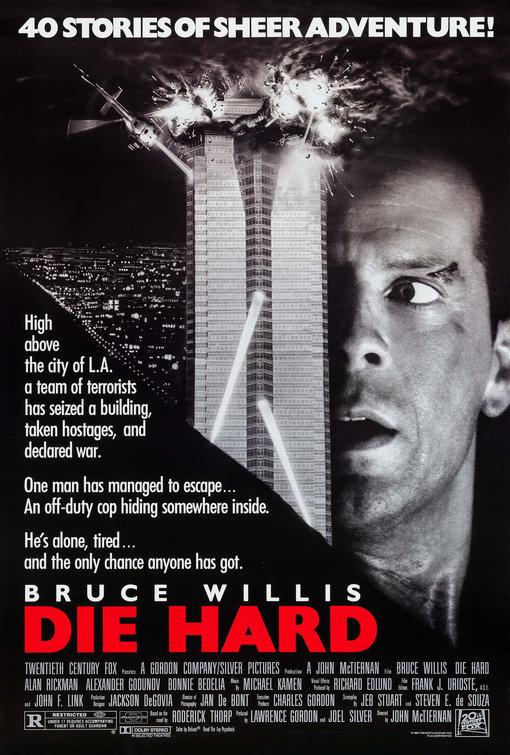 Die Hard Movie Poster