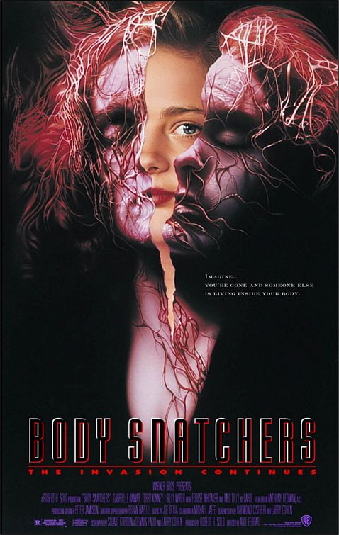 Body Snatchers Movie Poster