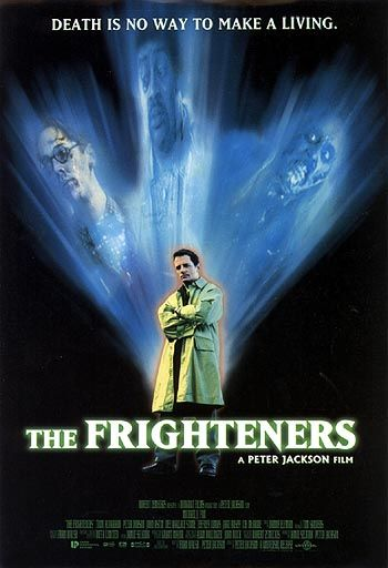 The Frighteners Movie Poster 2 Of 2 Imp Awards