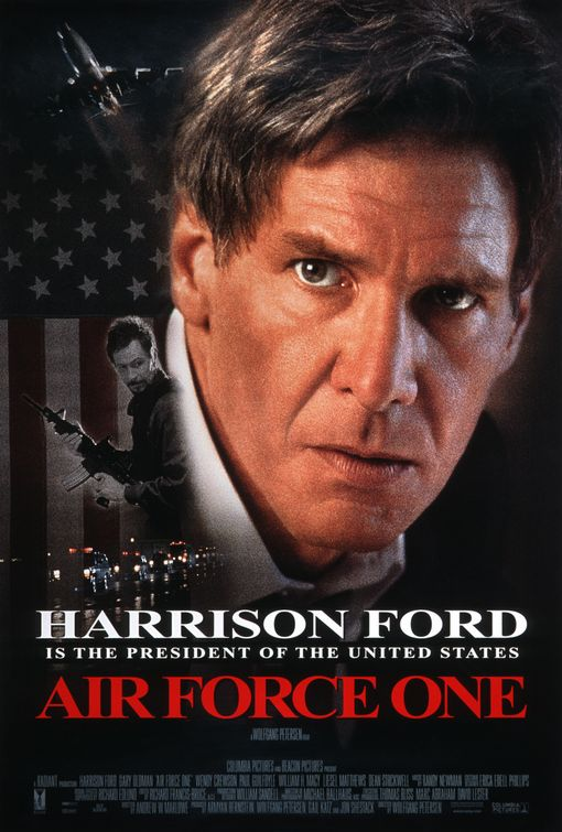 Image result for air force one poster